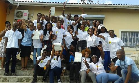 IkamvaYouth achieves a 90% placement rate for the class of 2015