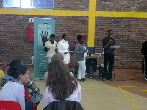 Nyanga holds year-end function and prize giving