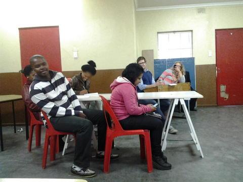 Nyanga holds tutor meeting