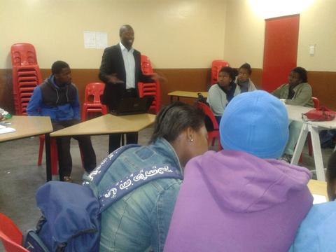 Budget training for Nyanga branch com