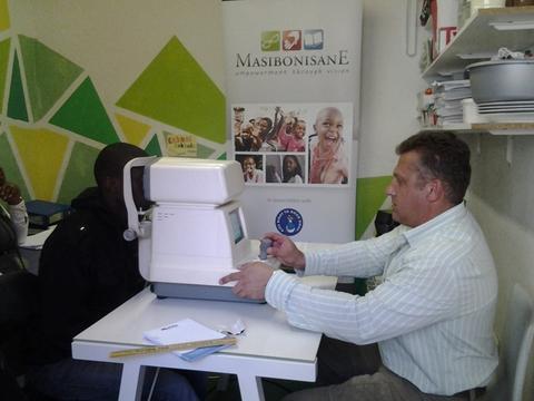 Eye screening for Nyanganites