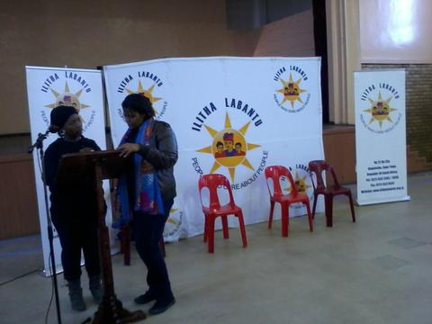 Nyanganites attend Women's Day event