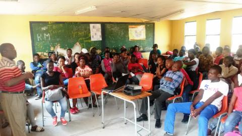 A moment with Dr. Welcome Kubeka – University of Johannesburg