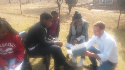 Ebony Park Winter School Week two
