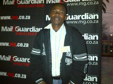 Patrick is honoured by the Mail & Guardian!