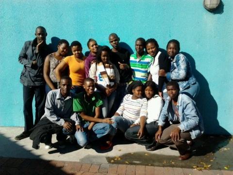 Nyanga holds its 2012 SPW