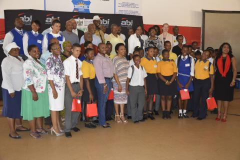 The Mahikeng branch launch day finally arrived!