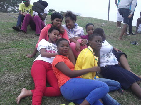 Matric Camp 2014