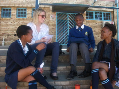 IkamvaYouth Gauteng's Matric Day