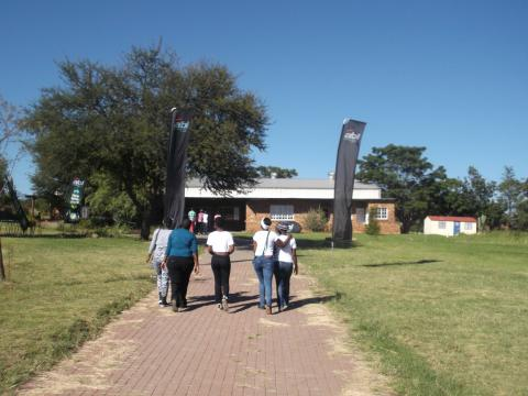 IkamvaYouth Ebony Park 2015 open day