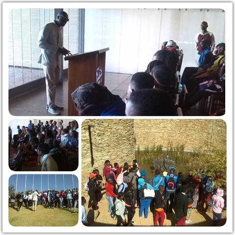 A fun filled, knowledge based excursion at Freedom Park