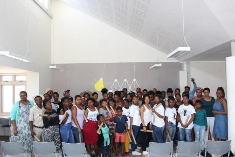 Celebrating excellence through our year end Prize Giving event!