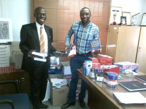 Ivory Park branch gets support from CAFSA