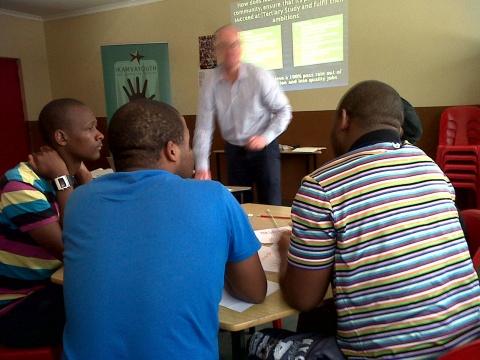Nyanga launches IY's alumni program