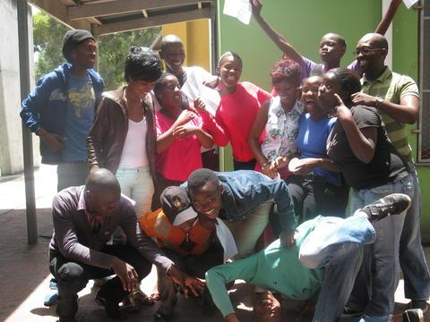 90% pass rate for Nyanga Matric class of 2012!