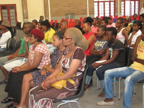 Nyanga Open Day 2013