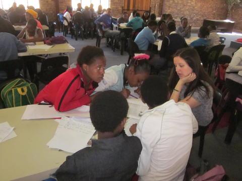 My experience at IkamvaYouth Gauteng