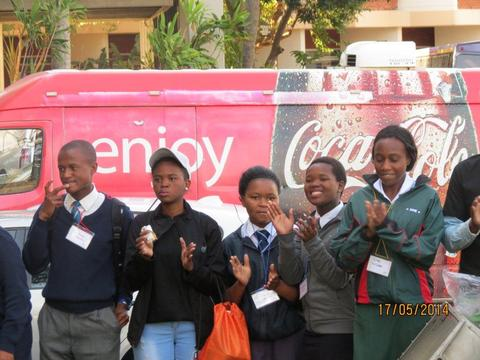 UKZN Open Day May 2014