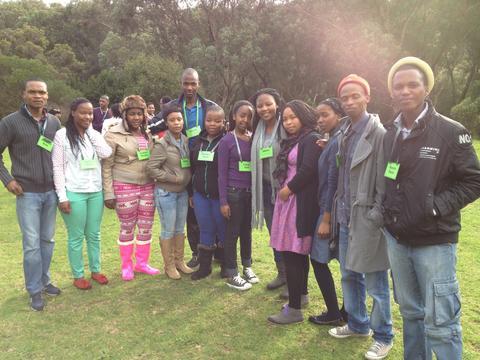Western Cape Matric Camp 2013