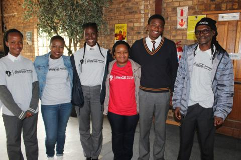 Giving Back: Coca-Cola Beverages South Africa Empowering Our Communities