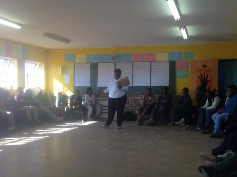CAREER GUIDANCE SESSION FOR IKAGENG BRANCH