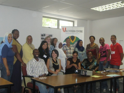 Volunteer Management Training workshop