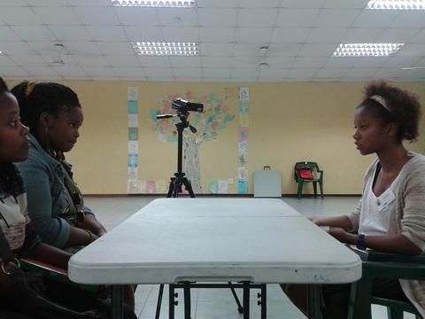DUT Students make IY mini Doccie