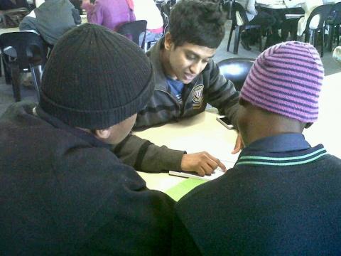 International Interns in Gauteng