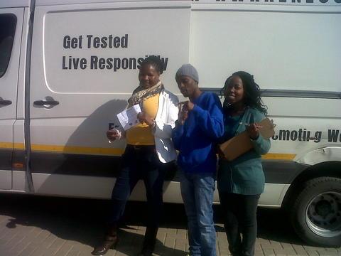 Gauteng Health Awareness  Day