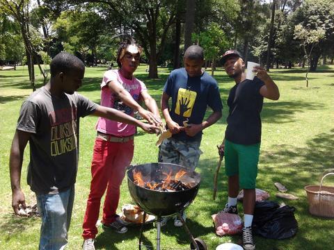 IkamvaYouth Gauteng Celebrates Volunteers