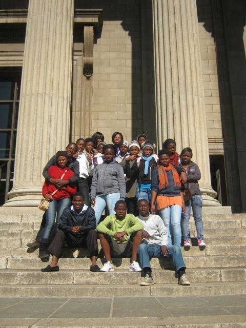 69% of Ikamvanites access Tertiary in 2012