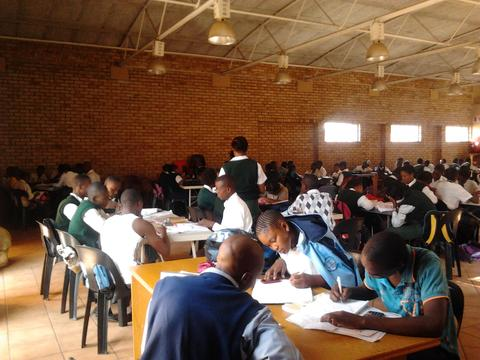 Ivory Park  Sailing through waves of Education