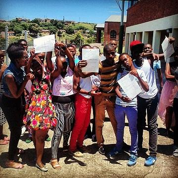 IkamvaYouth's largest ever matric class secures post-school placement rate of 73%
