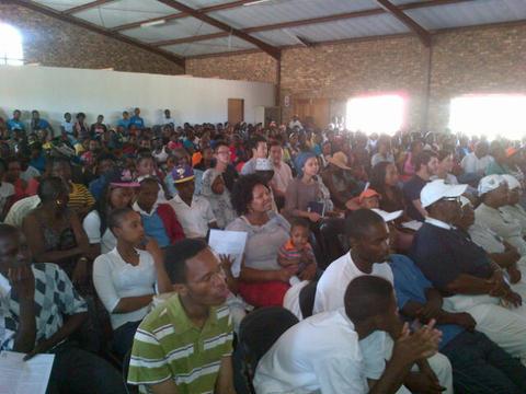 Open Day 2013 in Gauteng