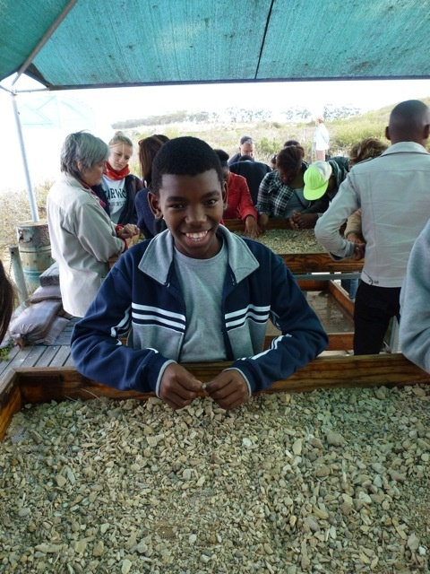 Makhaza leaners and ACCESS