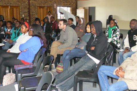 Gauteng Mentors Workshop