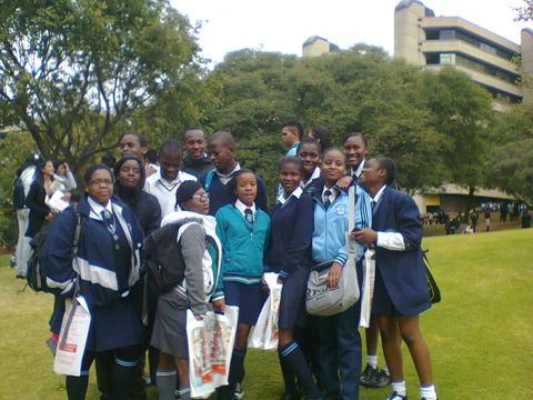 University of Johannesburg Open Day