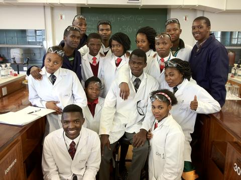 Nyanga winter school Week 2