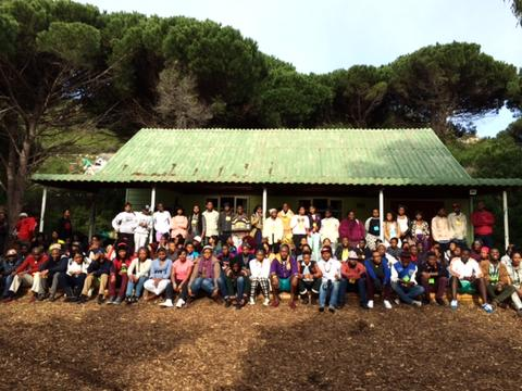 WC Matric Camp 2014