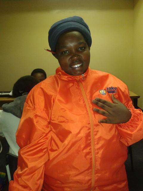 My future is in my hands- Nokukhanya Ngcobo