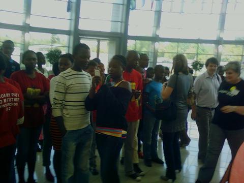 Gauteng Ikamvanites attend HIP2B2 3M Innovation Challenge Finals
