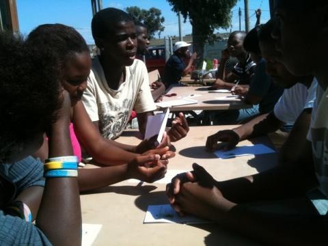 Nyanga Strategic Planning Weekend