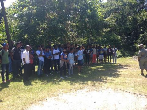 IYKZN Matric 2015 goes to Stainbank Nature Reserve